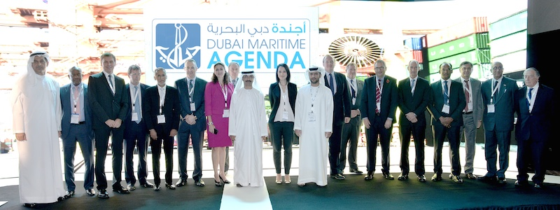 Dubai Maritime Agenda seeks innovative solutions for the new normal