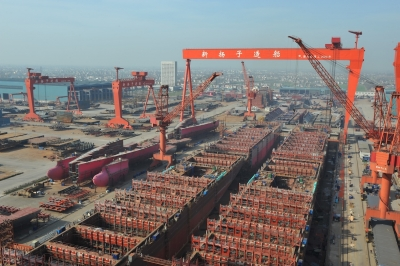 RCL splashes out $46m on boxship duo at Yangzijiang