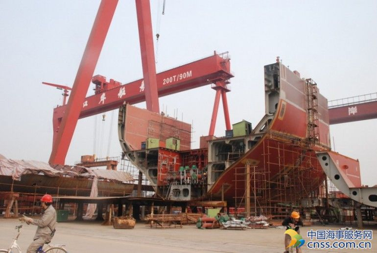 Ningbo Ocean Shipping orders four boxships at Kouan Shipbuilding