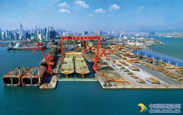 Cosco gets $3.14bn financing from China Development Bank