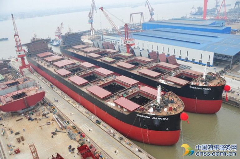 Precious Shipping cancels another two bulkers at Sainty Marine
