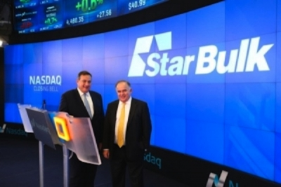 Star Bulk reports Q3 loss, delays four newbuilding deliveries
