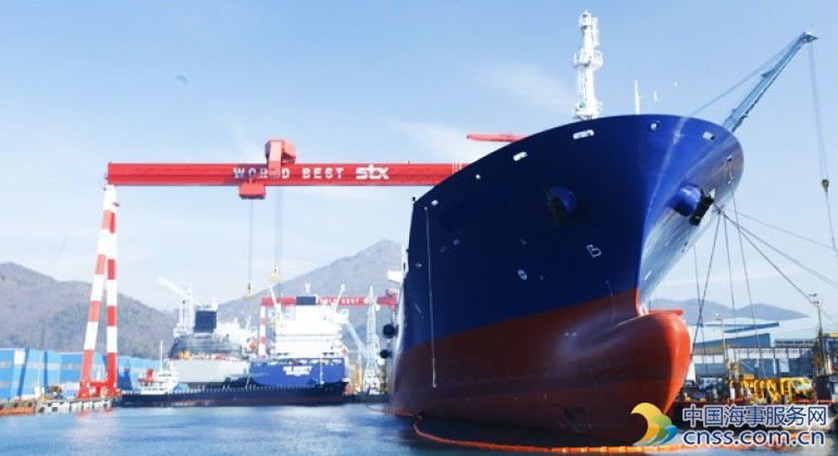 800 staff face the axe at troubled STX yard