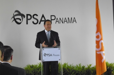 PSA Panama awards contracts for expansion