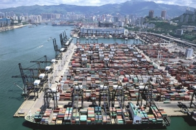Cosco Pacific sees Bohai Rim volumes fall 6% in October