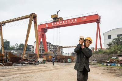 China shipbuilders 10-month new orders plunge 62%
