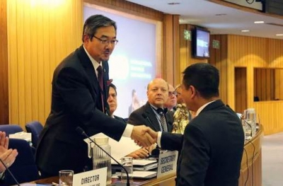Indonesia signs BWM Convention, bringing entry into force 'very close'