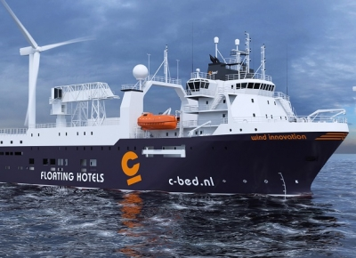 Wärtsilä Ship Design wins seismic vessel to hotel conversion contract