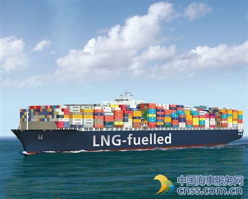 New LNG Masterplan: LNG As Fuel For Inland Water Vessels