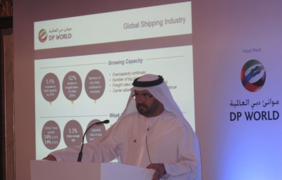 DP World sees 5.1% Middle East terminal growth this year