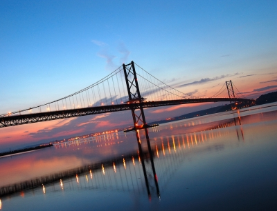 Scotland studies ferry options to ease Forth Bridge closure commuter woes