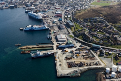 Shetland port renews its vessel monitoring system with Transas