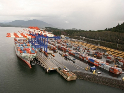 DP World in new Prince Rupert expansion feasibility study