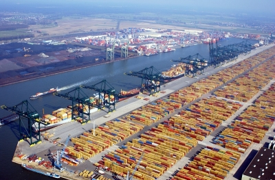 Port Antwerp expected to break cargo handling record by year's end