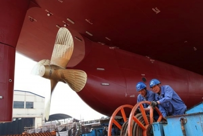 China shipyards new orders continue downward trend in first 11 months