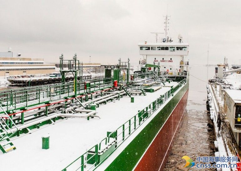 Thun Tankers takes small product tanker from Nordic