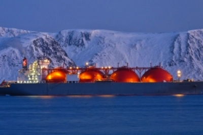 Sinotrans seals joint venture deals for five Arctic LNG carriers