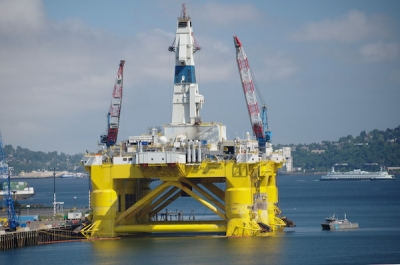 Shell terminates Transocean rig contract