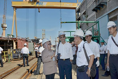 Indonesian shipbuilders see good year ahead on Pertamina, govt contracts