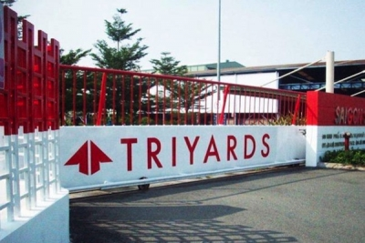 Triyards reports drop in Q1 profit