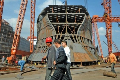 The good and bad outlook for Chinese shipbuilding