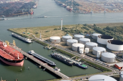 Low-sulphur gas oil sales triple at Rotterdam