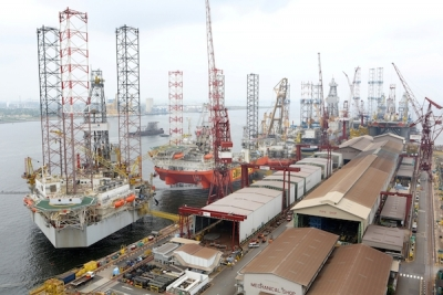 Keppel stops work on $4.9bn Sete Brasil rig orders, takes $160m provision