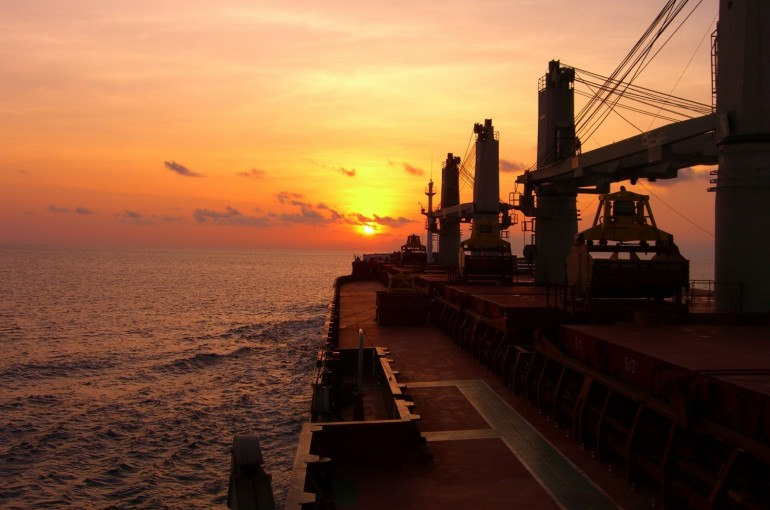Panamaxes help Baltic Dry Index end its record-breaking rout