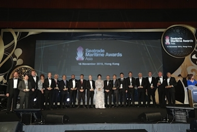 Sailors' Society, The Mission to Seafarers chosen as supported charities at 9th Seatrade Maritime Awards Asia