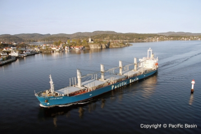PacBasin sees $19m 2015 loss in 'one of the worst years' for dry bulk