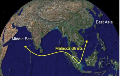 Malacca Strait transits grow 2% to record in 2015, boxships see dip in H2
