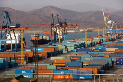 Global Ports box volumes drop 31% in 2015 hit by Russian economic woes