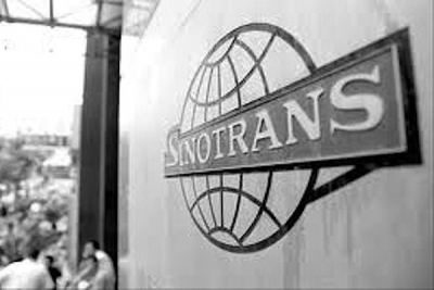 Sinotrans Shipping swings to a loss in 2015