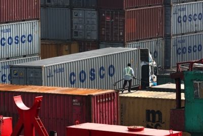 Cosco Pacific February throughput falls 3.5% to 4.9m teu