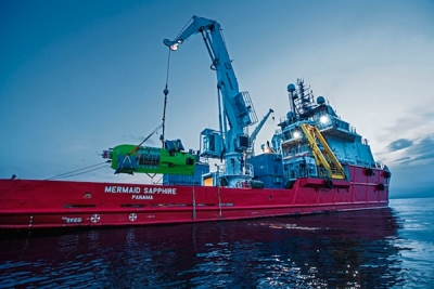 Mermaid wins subsea job in Gulf of Thailand