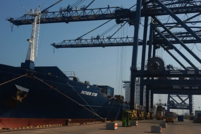 DP World Chennai launches Yangon-Colombo joint feeder service
