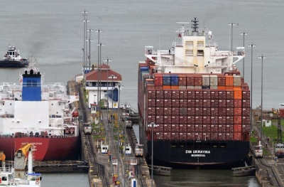 Panama Canal announces second draught restriction