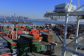 Port of New York and New Jersey Eyes Long-Term Growth Strategy
