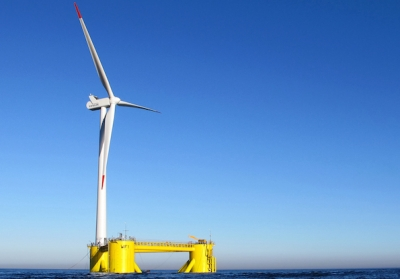 BV approves WindFloat Floating Offshore Wind Turbine foundation