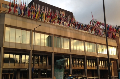 IMO agrees mandatory global CO2 data collection system
