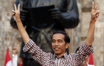 Indonesian President Jokowi invites Dutch firms to invest in maritime projects