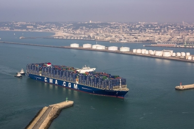 Ocean Alliance set to be largest on Asia - Europe and transpacific trades