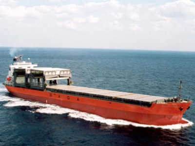 Saga Shipholding signs ballast water contract with Optimarin