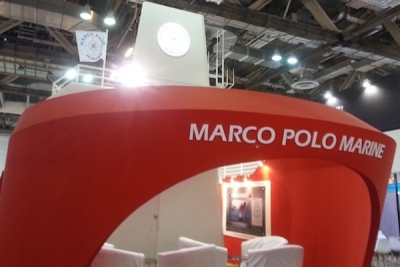 Marco Polo Marine foresees first half loss