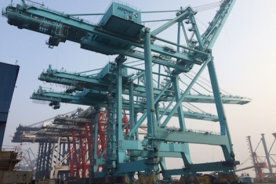 Jaxport sees growth in Asian container volumes