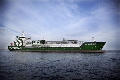 Bourbon gas shipping foray hits financing delay