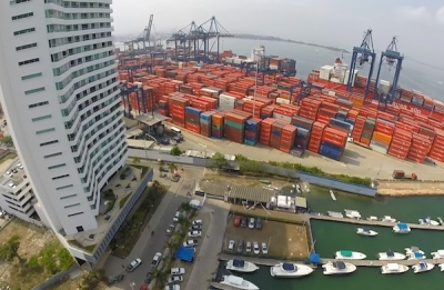 Container volumes at Latin American ports up 1.7% in 2015