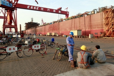China will be left with less than 10 shipyards by 2020: Yangzijiang