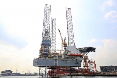 Maersk Drilling buys distressed new rig from Hercules Offshore