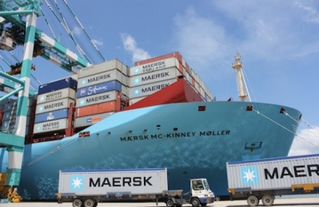 Maersk Line cuts Asia - Europe direct calls to reduce transit times